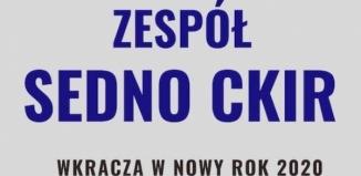 Kolejny spektakl zespołu SEDNO - kolędy i pastorałki