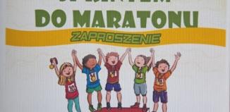 Sprintem do maratonu - V Ogólnopolski Maraton Przedszkolaków 2019